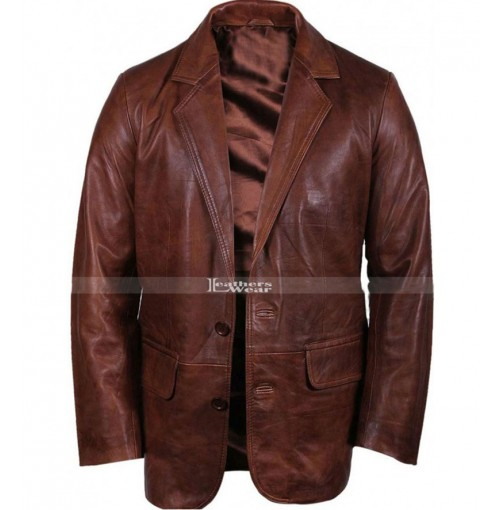 Italian Leather Jackets for Men