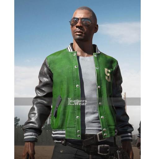 Pubg 5M Video Game Bomber Jacket