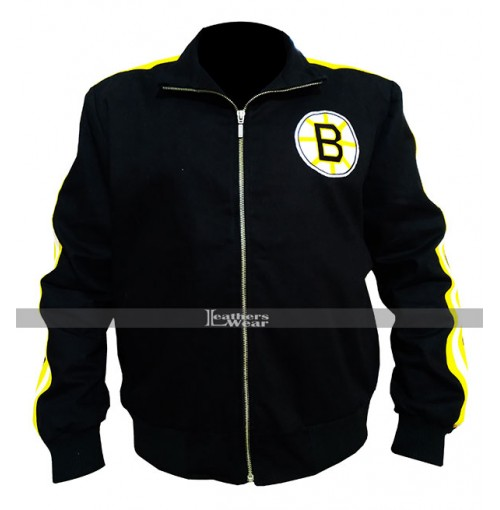 Town Ben Affleck Doug MacRay Boston Bruins Jacket