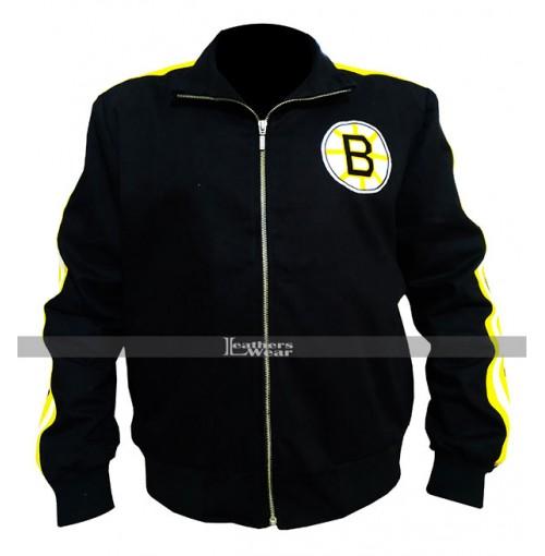 Town Ben Affleck Doug MacRay Boston Bruins Jacket