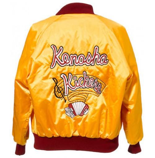 Kenosha Kickers Bomber Jacket