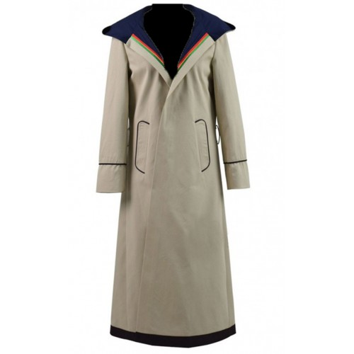 Doctor Who Jodie Whittaker Trench Coat Costume
