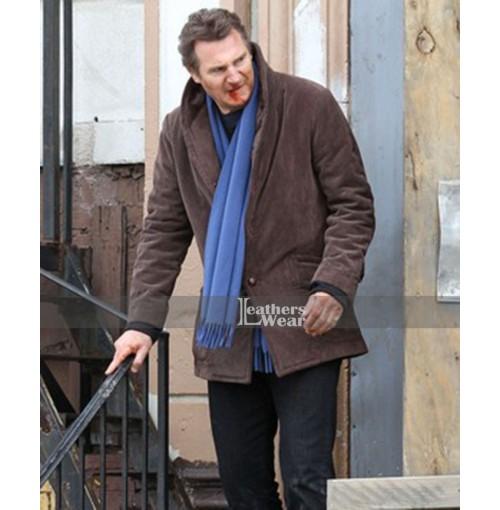 Walk Among Tombstones Liam Neeson Jacket Coat
