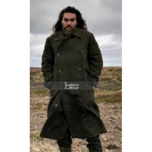 Jason Momoa Vest: Justice League Jason Momoa (Aquaman) Wool Coat