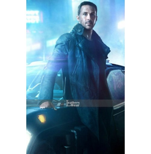 Blade Runner 2049 Ryan Gosling (Officer K) Coat