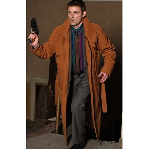 Blade Runner Harrison Ford (Rick Deckard) Coat