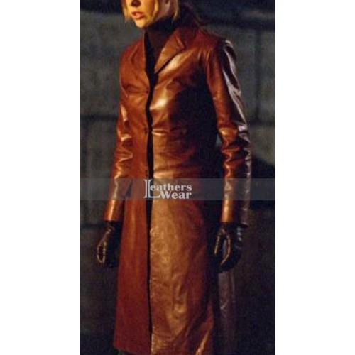 Buffy The Vampire Slayer Sarah Gellar (Buffy Summers) Coat