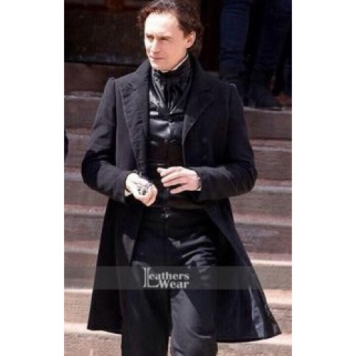 Crimson Peak Tom Hiddleston (Thomas Sharpe) Coat