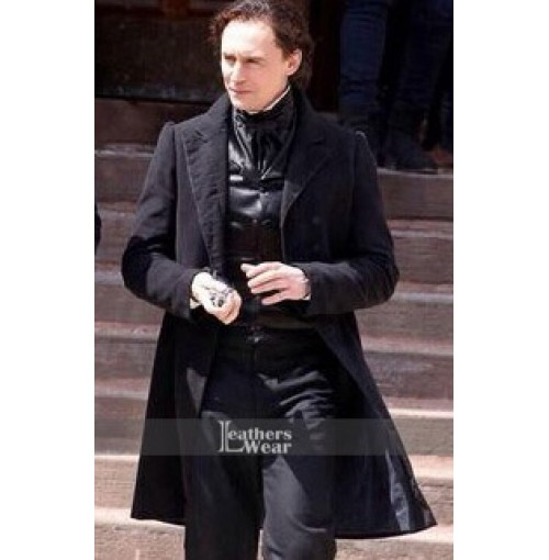 Crimson Peak Tom Hiddleston (Thomas Sharpe) Coat