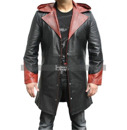 Devil May Cry Dante Leather Costume