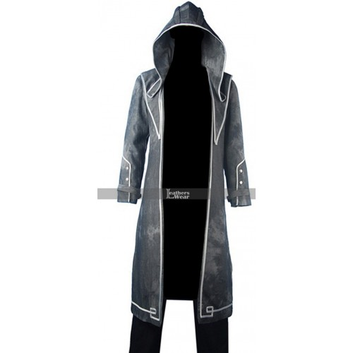 Dishonored 2 Corvo Attano Leather Coat