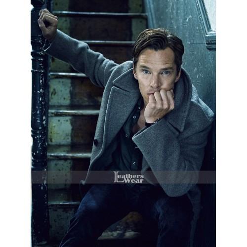 Doctor Strange Benedict Cumberbatch Coat Costume