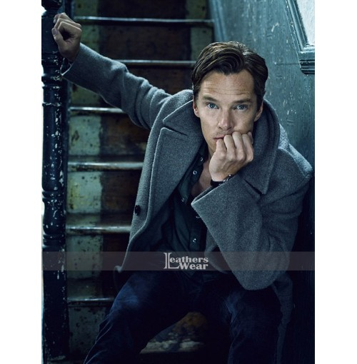 Doctor Strange Benedict Cumberbatch Coat Costume