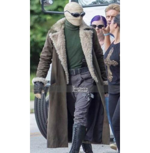 Doom Patrol Negative Man Larry Trainor Coat