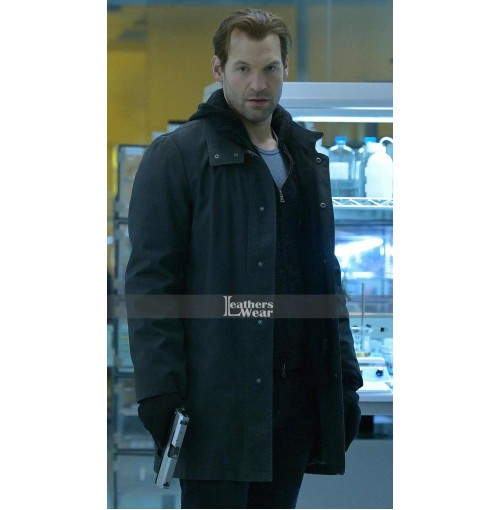 Corey Stoll The Strain Ephraim Goodweather Black Coat