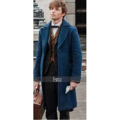 Fantastic Beasts Eddie Redmayne (Newt Scamander) Coat