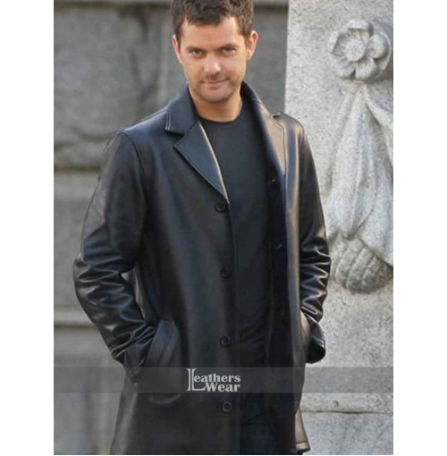 Fringe Joshua Jackson (Peter Bishop) Coat