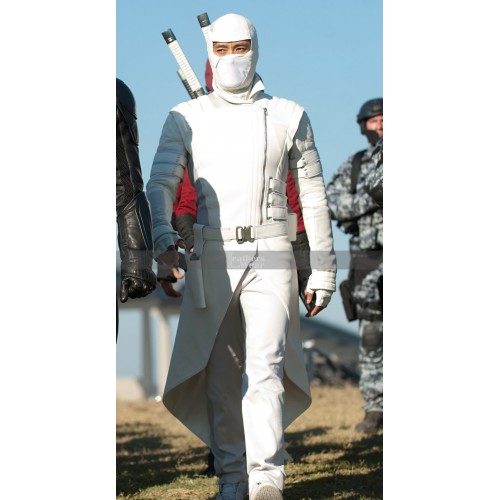 GI Joe Retaliation Lee Byung Hun (Storm Shadow) Costume
