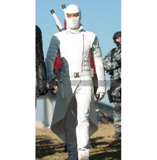 GI Joe Retaliation Lee Byung Hun (Storm Shadow) Costume