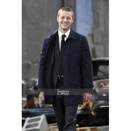 Gotham Benjamin McKenzie (James Gordon) Cotton Jacket