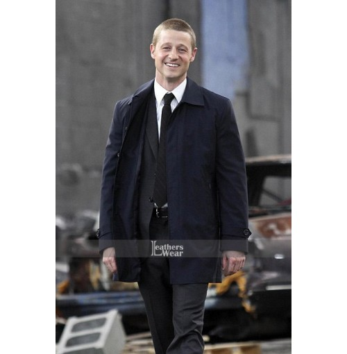 Gotham Benjamin McKenzie (James Gordon) Cotton Jacket