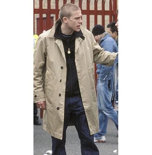 Green Street Charlie Hunnam Jacket