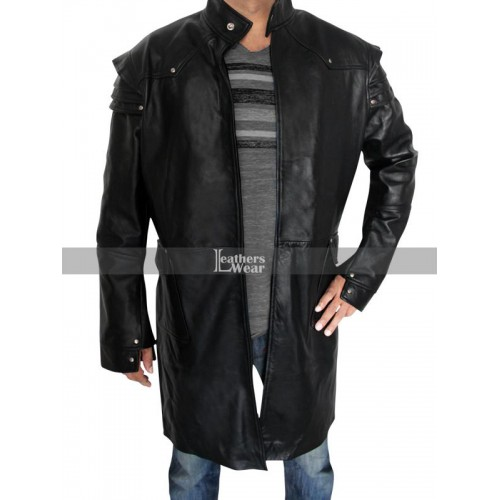 Hansel And Gretel Jeremy Renner (Hansel Grimm) Leather Coat