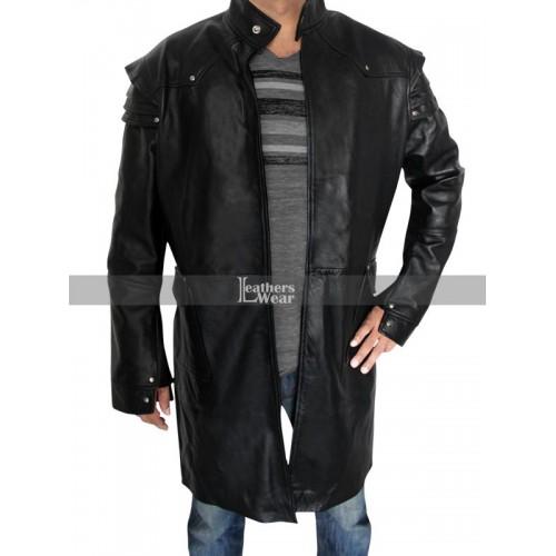 Hansel And Gretel Jeremy Renner (Hansel Grimm) Leather Coat