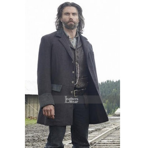 Hell on Wheels Anson Mount (Cullen Bohannon) Coat