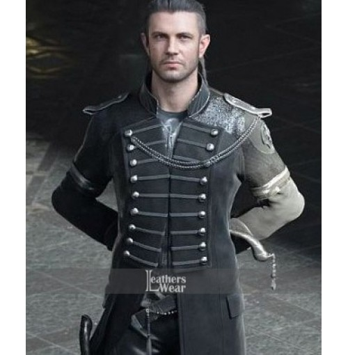 Kingsglaive Final Fantasy XV Aaron Paul Coat