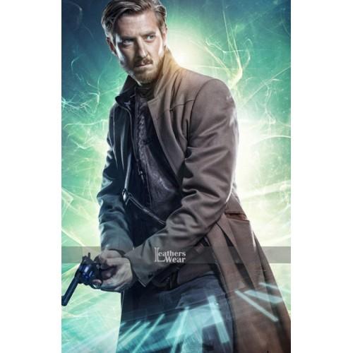 Arthur Darvill Legends Of Tomorrow Rip Hunter Coat