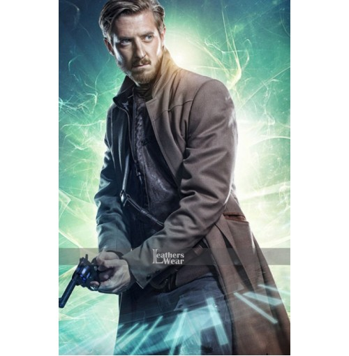 Arthur Darvill Legends Of Tomorrow Rip Hunter Coat