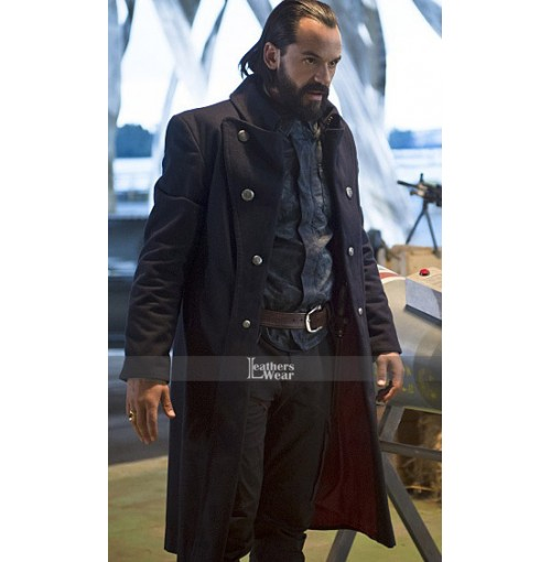 Legends of Tomorrow Casper Crump (Vandal Savage) Coat