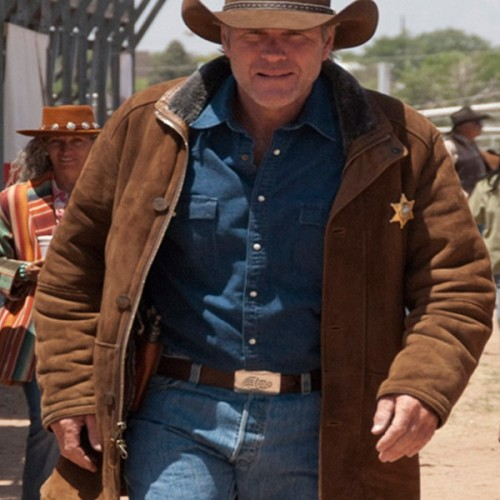 Longmire Sheriff Walt (Robert Taylor) Coat