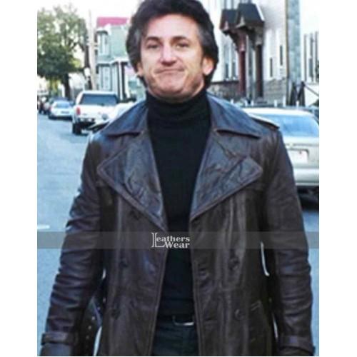 Mystic River Sean Penn (Jimmy Markum) Trench Coat