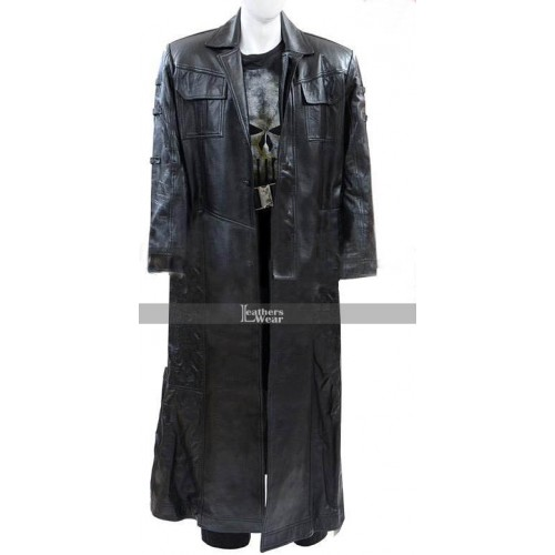 The Punisher Thomas Jane Trench Coat