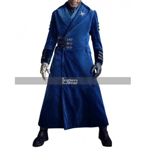 Sherman Augustus Into the Badlands Coat