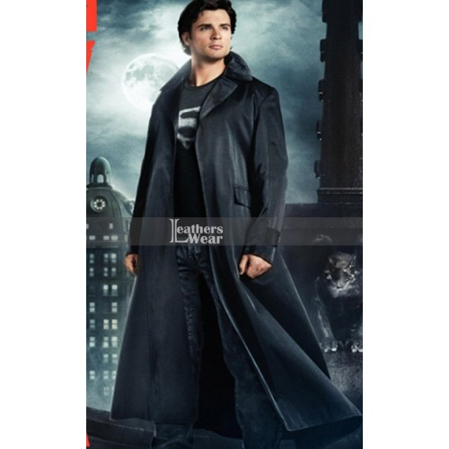 Smallville Tom Welling (Superman) Long Coat
