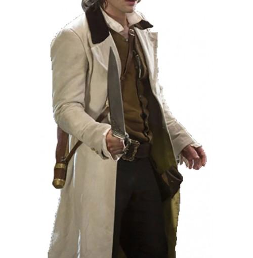 Tristan Thorn Stardust Charlie Cox White Coat
