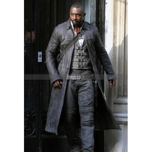 The Dark Tower Idris Elba Roland Deschain Coat
