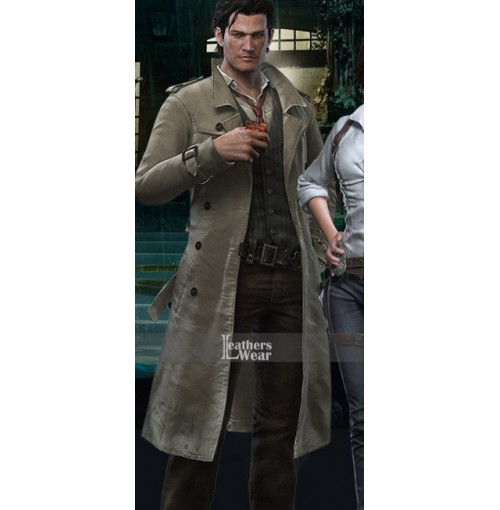 The Evil Within Sebastian Castellanos Coat