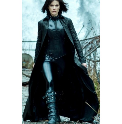 Underworld Awakening Selene Coat