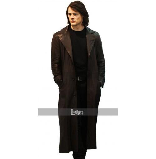 Vampire Academy Danila Kozlovsky (Dimitri Belikov) Coat
