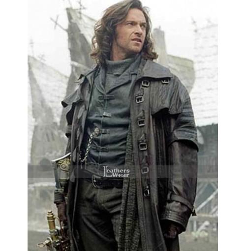 Van Helsing Hugh Jackman (Abraham) Trench Coat