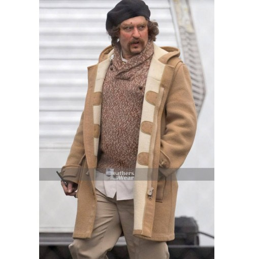 Yoga Hosers Johnny Depp (Guy LaPointe) Coat
