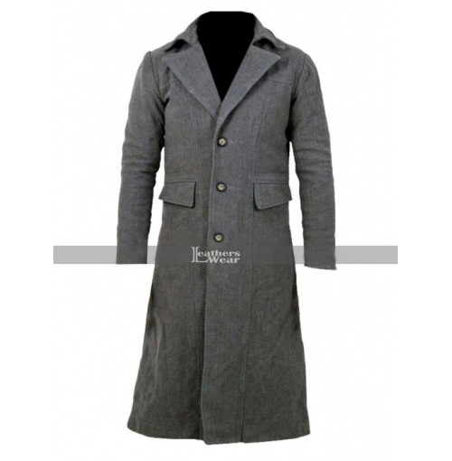 Bloodborne The Hunter Cosplay Costume Trench Coat