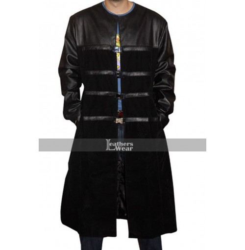 Farscape Ben Browder Peacekeeper Trench Coat