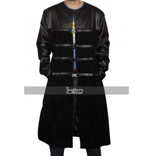Farscape Ben Browder Peacekeeper Trench Coat