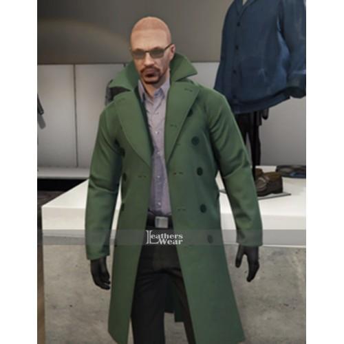 Grand Theft Auto V Maxim Rashkovsky Green Coat