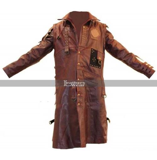 Yondu Udonta Guardians of the Galaxy 2 Michael Rooker Coat Costume